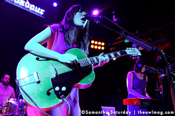 Thao and the Get Down Stay Down @ Troubadour, Hollywood 04-08-2013-01