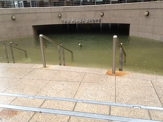 TBC offices flooded after SuperStorm Sandy