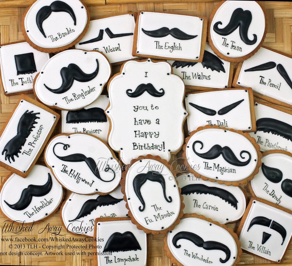 Movember Food Ideas