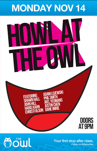 The Owl - Howl at the Owl