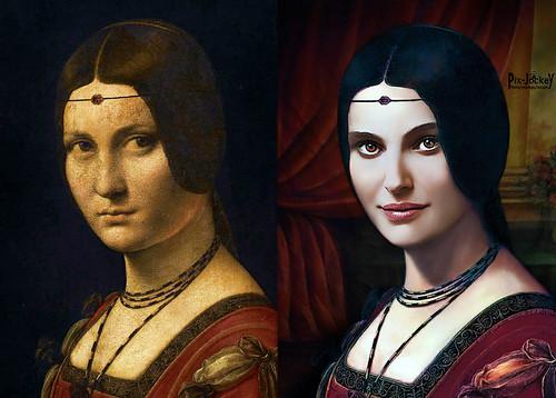 Leonardo Before After