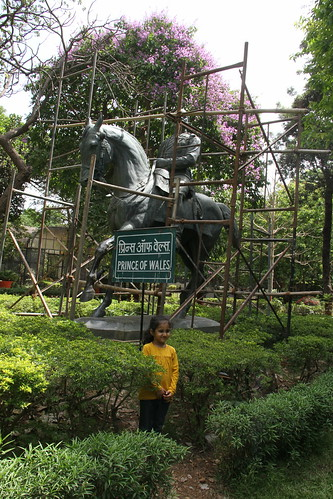 Marziya Shakir With The Kala Ghoda Rani Bagh Byculla by firoze shakir photographerno1