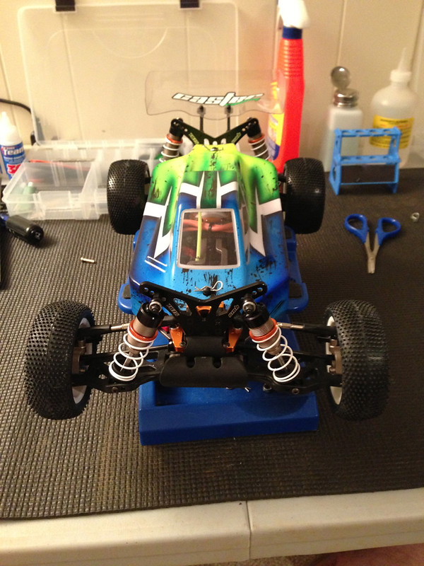 Caster racing s10b pro version 4wd buggy page 236 r c for Ace motors topeka ks
