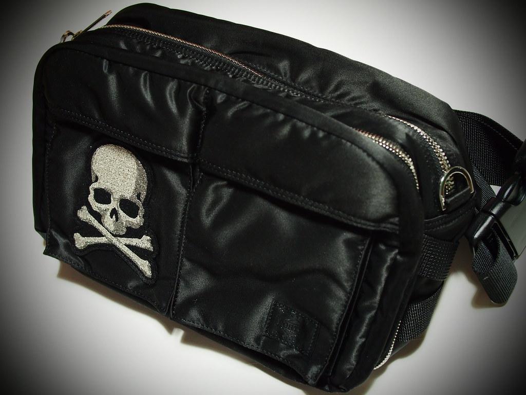 PORTER × mastermind JAPAN | Waist Bag