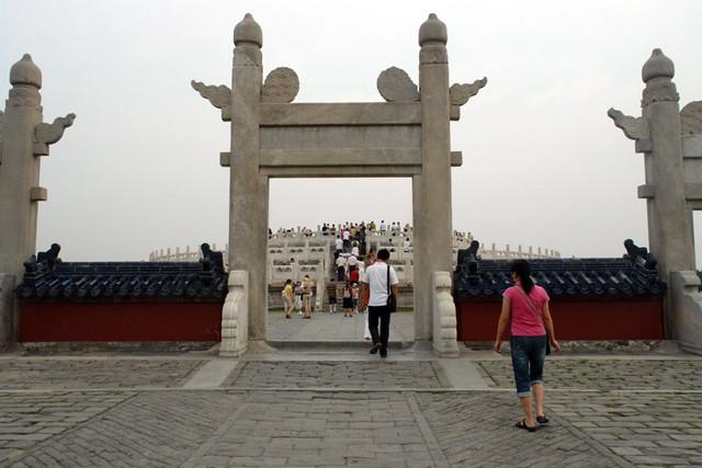 Subida y acceso al Altar Circular de Sacrificios, construido íntegramente en mármol Templo del Cielo de Pekín, perfección entre tierra y cosmos - 8666039370 c3d164b1ac z - Templo del Cielo de Pekín, perfección entre tierra y cosmos