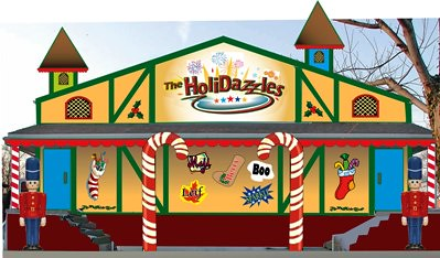 Holiday Theater facade