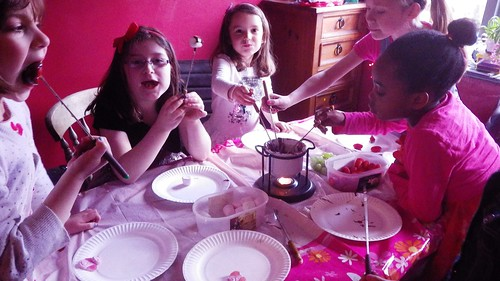Sophie's 7th Birthday Party