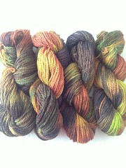 Dark Skeins