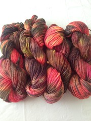 Pink Pop Skeins