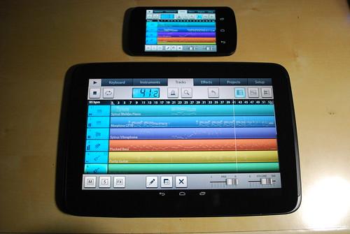 超低レイテンシー実現のFL STUDIO mobile登場でAndroid快進撃スタートだ