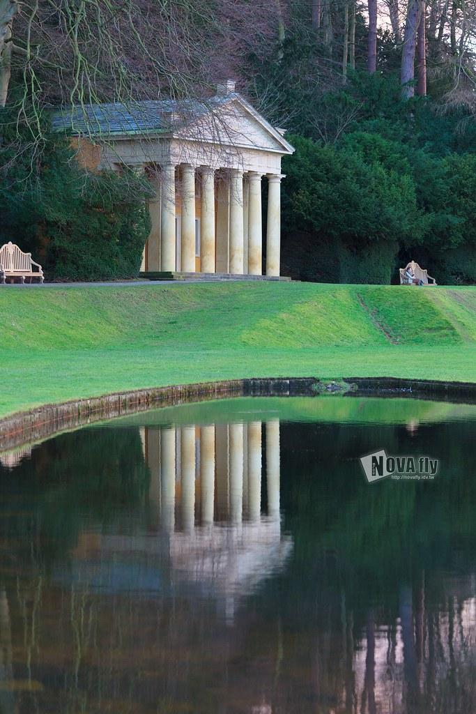 [風景]fountain abbey