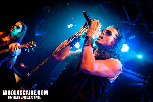 Jeff Scott Soto @ Forum Vauréal , Paris | 17.04.2013