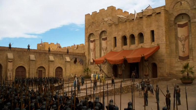 Where Game of Thrones has been filmed