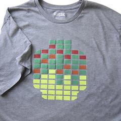Iron Craft '13 Challenge #8 - Lego DJ T-Shirt