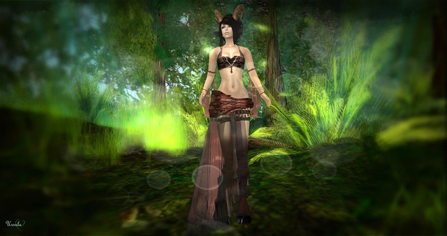 Enchanted Faun