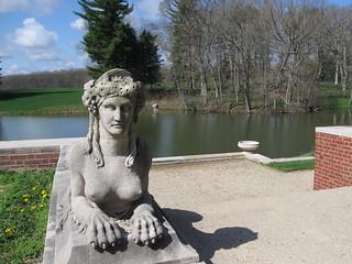 Sphinx at Allerton