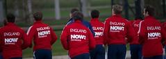 International Training Game - England v Scotland