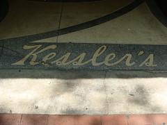 Kessler's  (Storefront Tiles) Birmingham, Al.