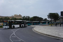 Autocarros em Malta e Gozo