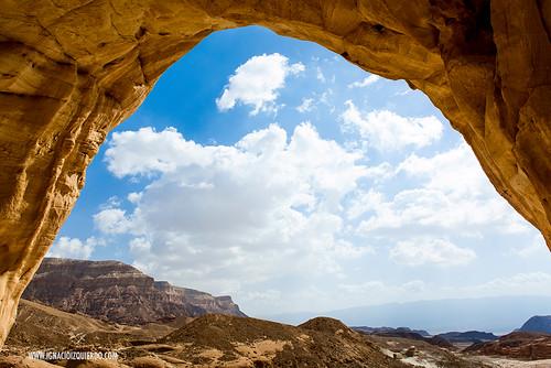 Israel - Neguev Desert - Timna Park 08
