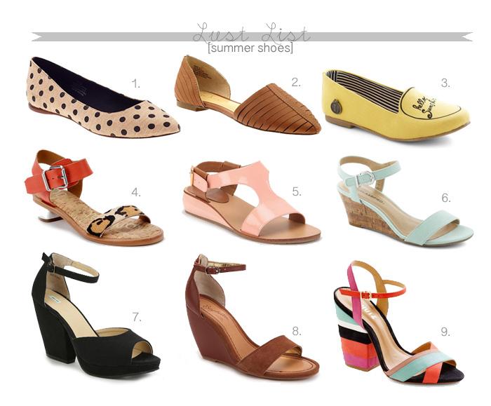 shoeslist