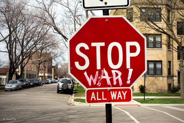 Stop War! All Way