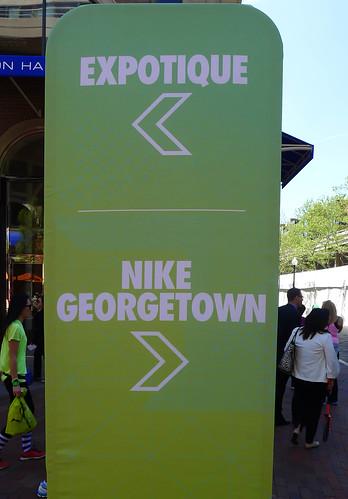 Nike Women's Half Marathon Expotique
