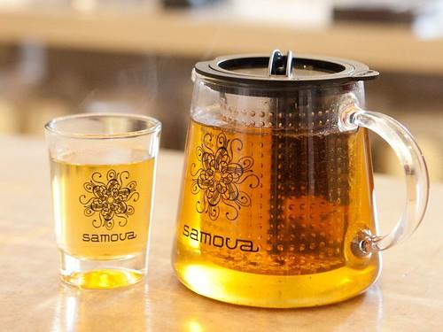 放牧亞伯達熱茶