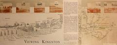 Kingston From Queen Elizabeth Lookout, Rooty Hill, Norfolk Island