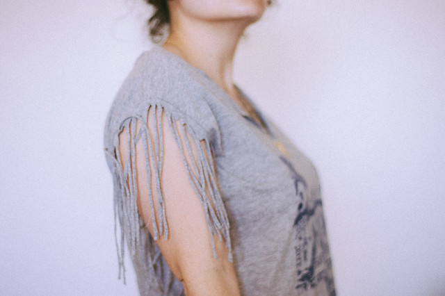 t. shirt custom collaboration morgane frimane south painters little madi
