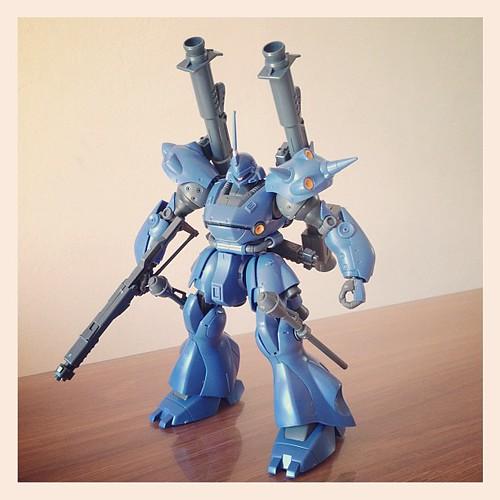 MS-18E ケンプファー/KAMPPHER #gundam
