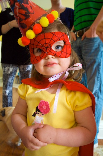 Lydia Super Hero