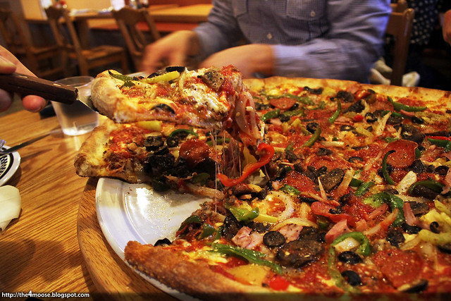 Brick Oven Pizza - New Yorker