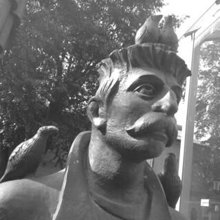Жители старого Тбилиси (Зураб Церетели)
