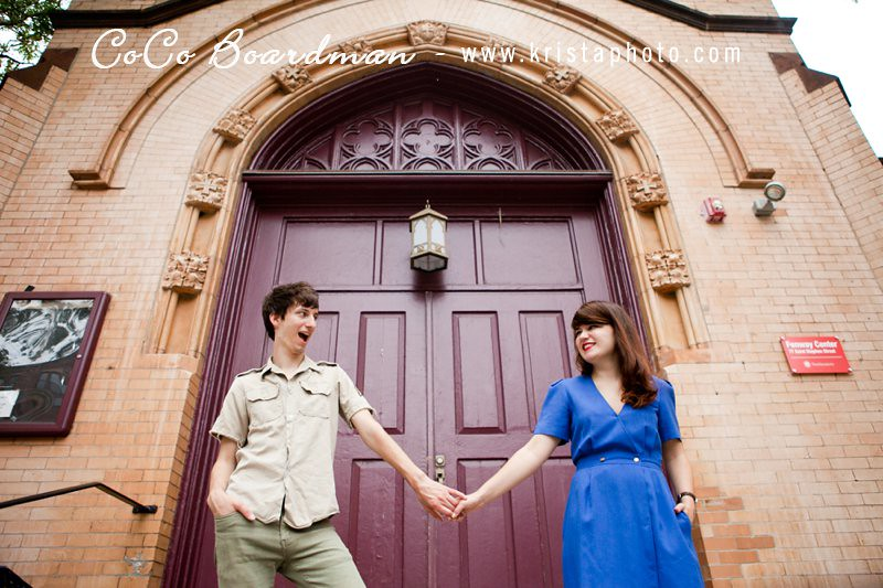 North End Engagment Session