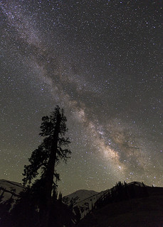Milky Way on Makra Peak
