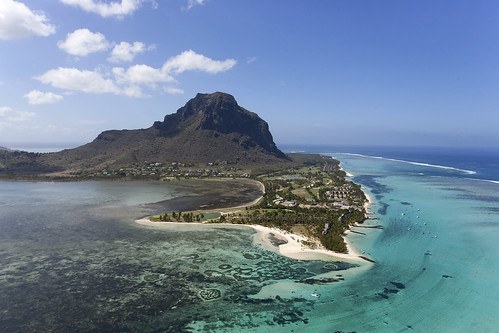 Mauritius - Le Morne Brabant Peninsula - UNESCO World Heritage List