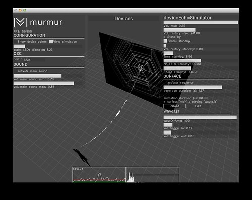 Murmur interface