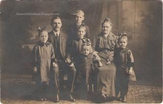 Dr. Friedrich's family