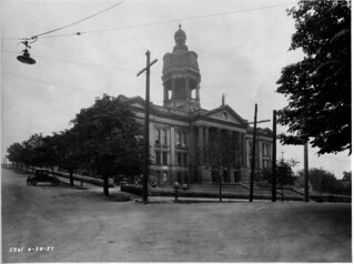 King County Courthouse, 1927