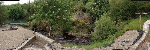 The Cascades walk, Lissycasey, Co. Clare