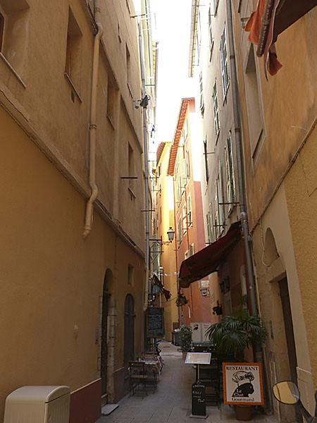 ruelle Nice