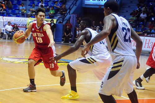 FilOil 2013: NU Bulldogs vs. San Beda Red Lions
