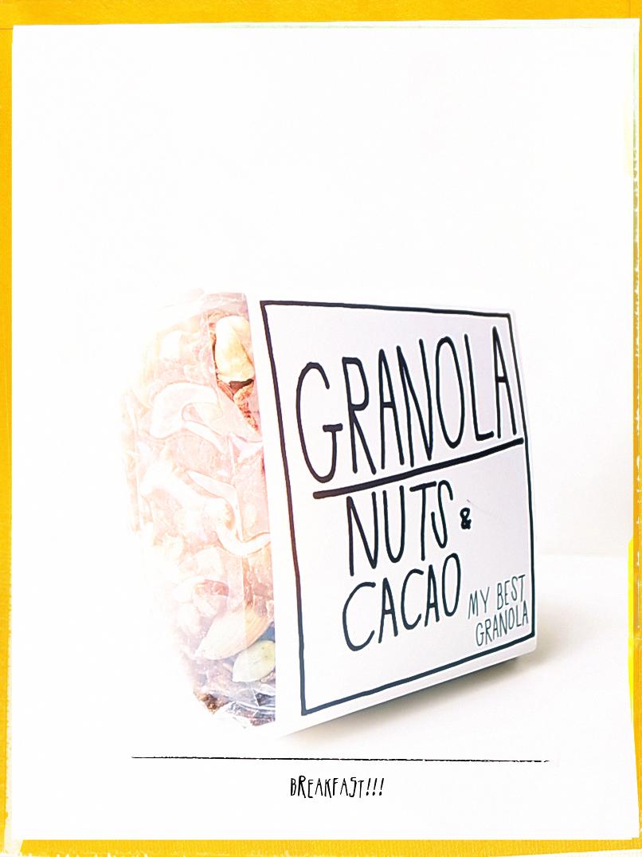 todays special granola
