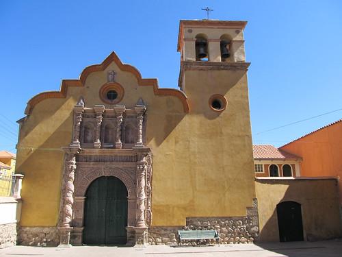 Potosi: la Iglesia Jerusalen