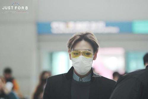 TOP - Incheon Airport - 13mar2015 - Just_for_BB - 05