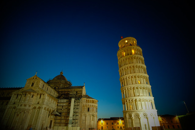 Nocturna de Pisa