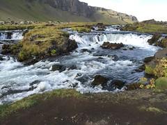 Þverá River Rapids