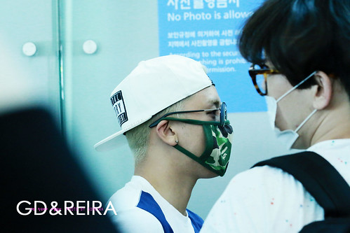 Big Bang - Incheon Airport - 19jun2015 - GDREIRA - 31