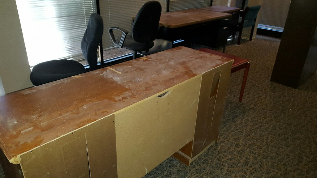 Office furniture disposal removal for Furniture removal
